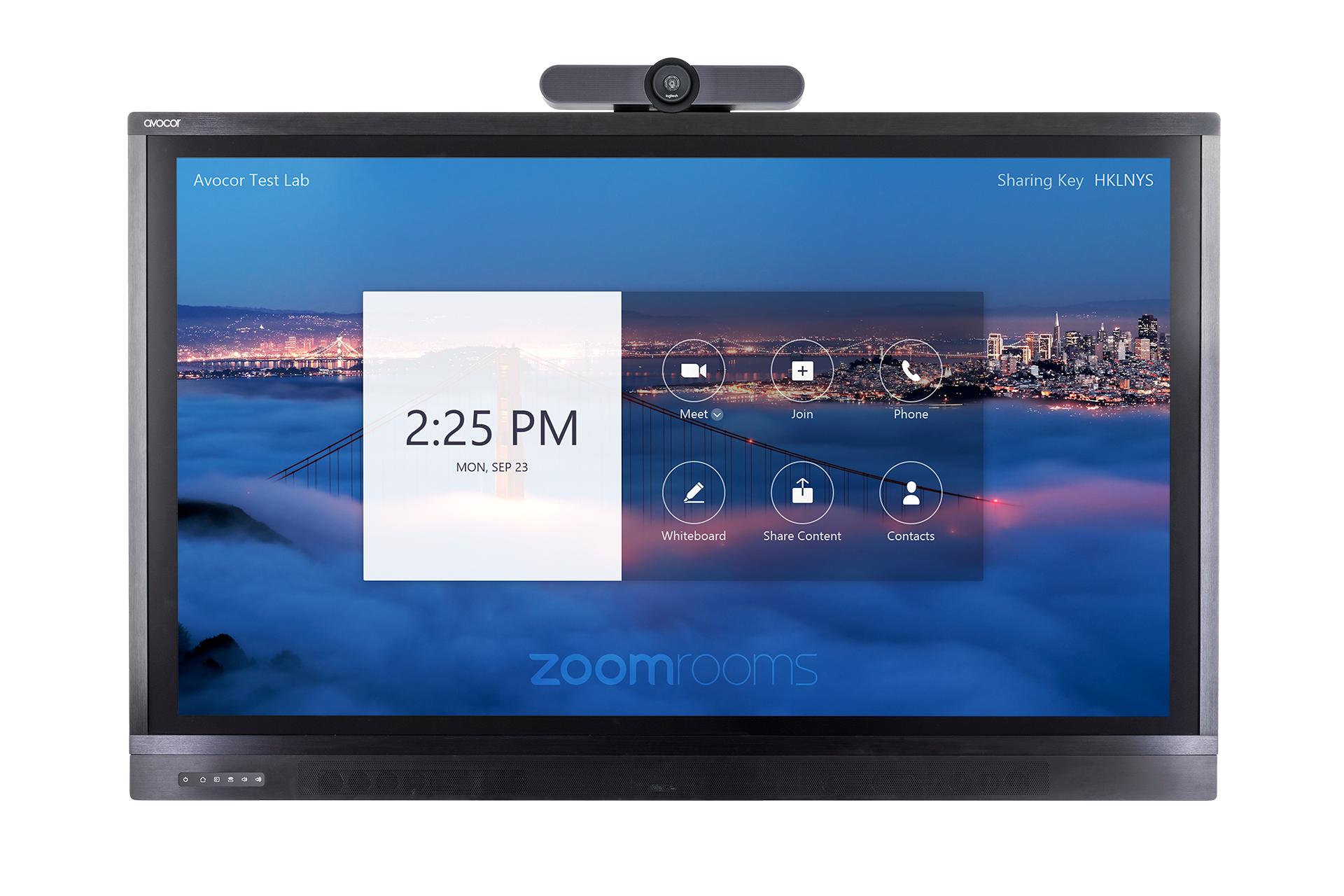 Avocor, Logitech, Zoom and FlatFrog in new collaboration