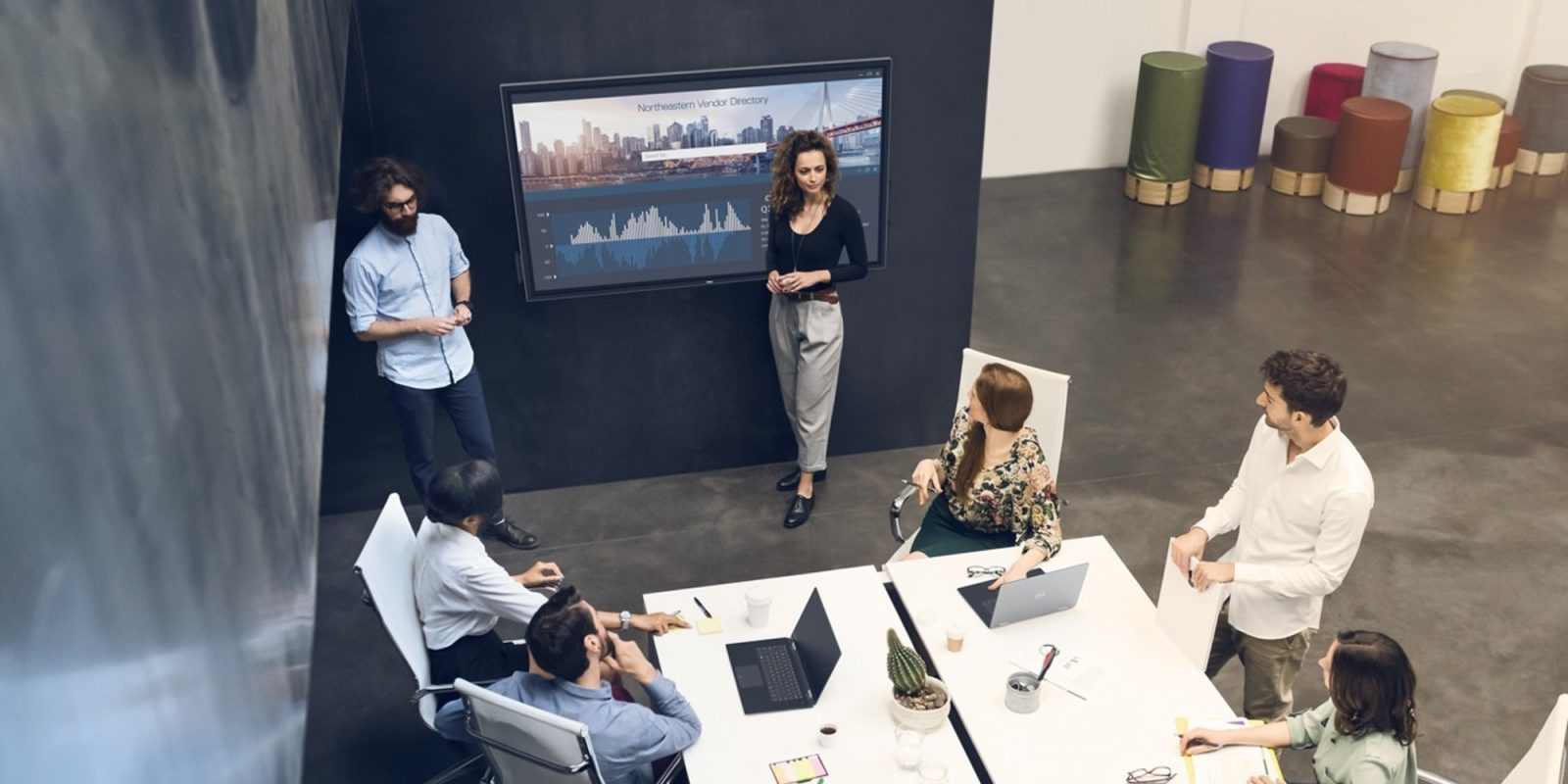 Digital Trends - Dell's InGlass is a Surface Hub Competitor