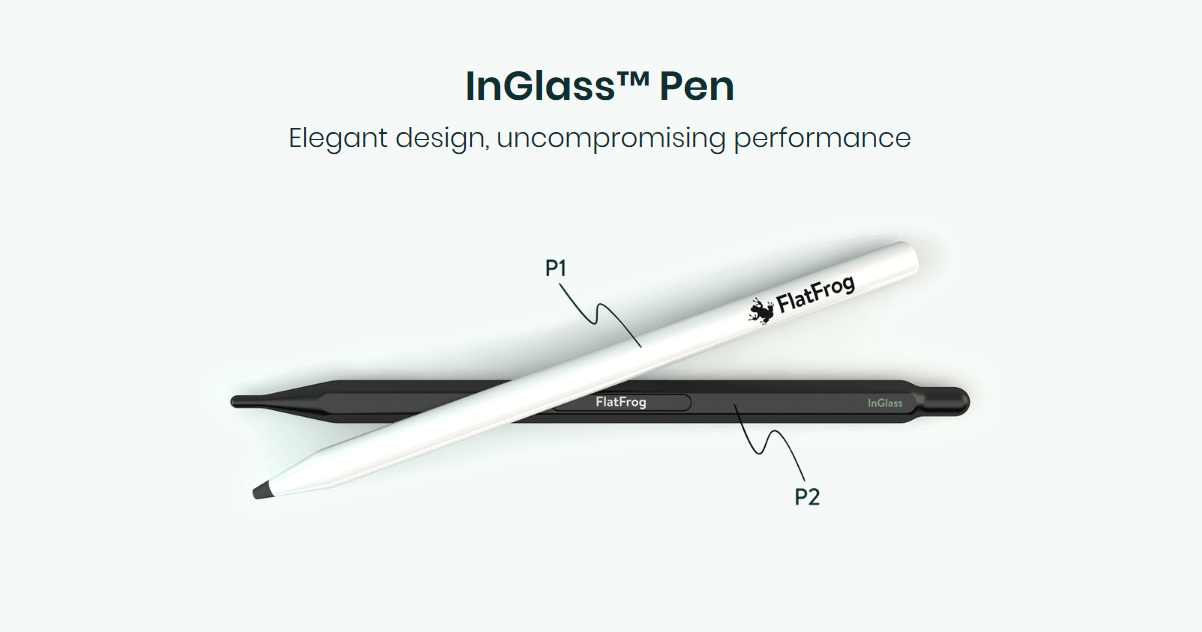 InGlass™ Pens are now Available for Purchase
