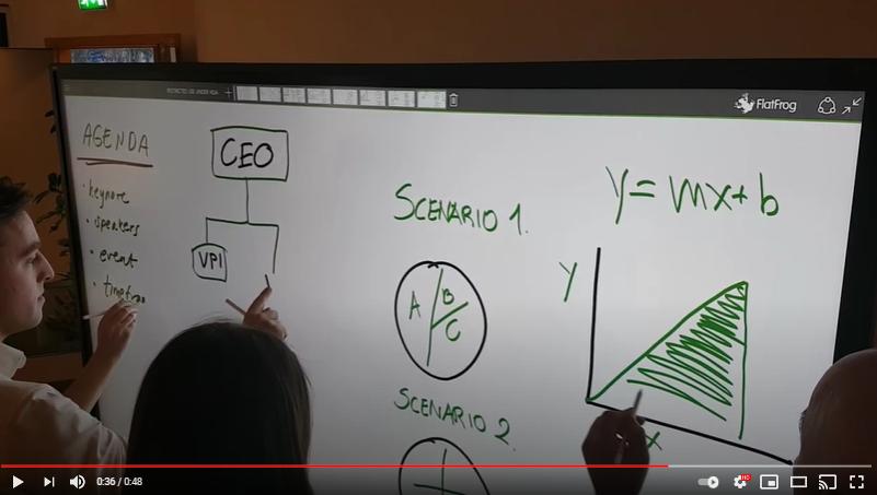 Video: InGlass Technology from FlatFrog