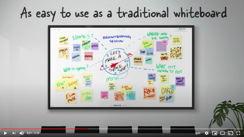 Video: It's More Than a Whiteboard