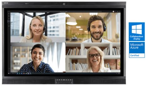 Wainhouse Research Review - Windows Collaboration Display AVW6555