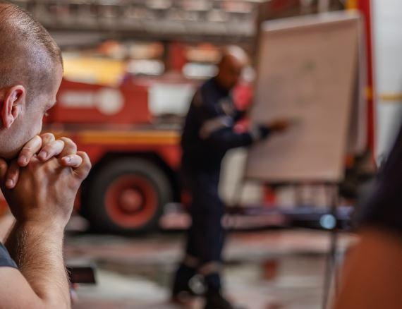 Fire Department Flip Chart