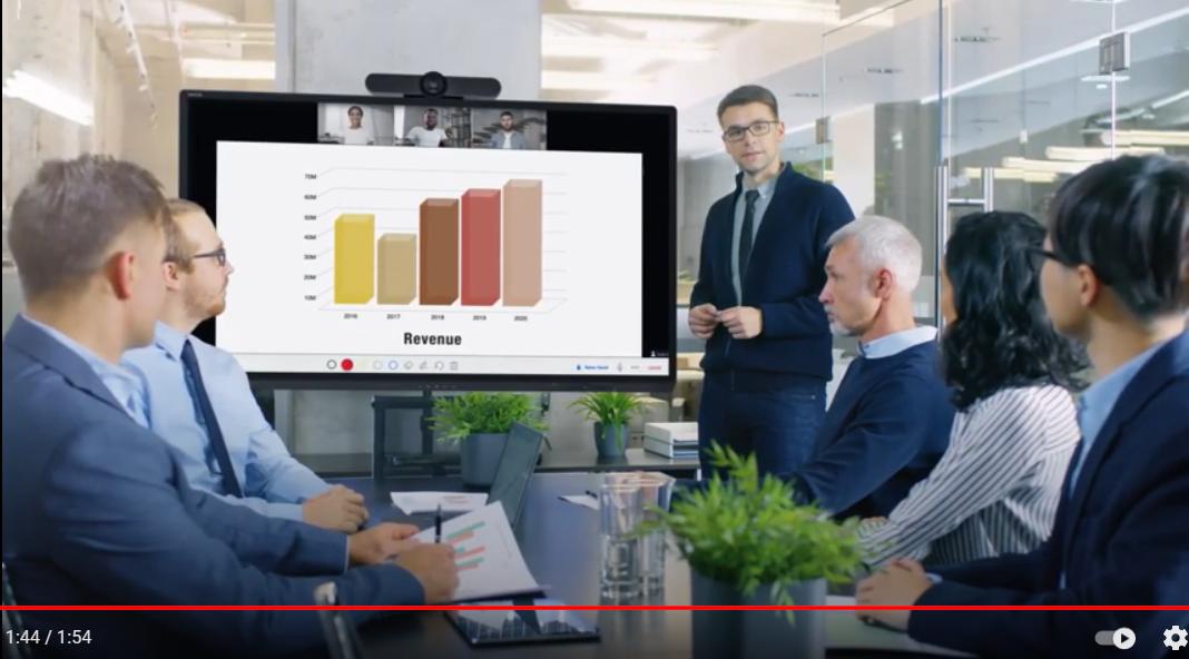InGlass Innovation: Edge-to-Edge Bezel-less Interactive Displays
