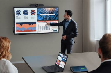 An Impressive Line of 55, 65, 75 and 86-inch InGlass from Dell