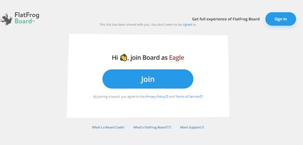 Join Whiteboard