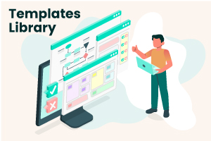 How to Use FlatFrog Board Online Templates?