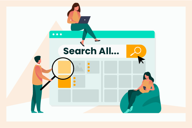 How to Search and Highlight Content on the Free Online Whiteboard?