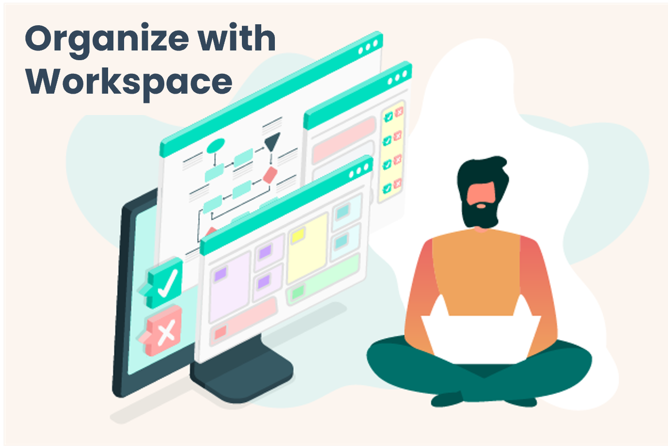 Keep Your Projects Organized and Secured with Workspace