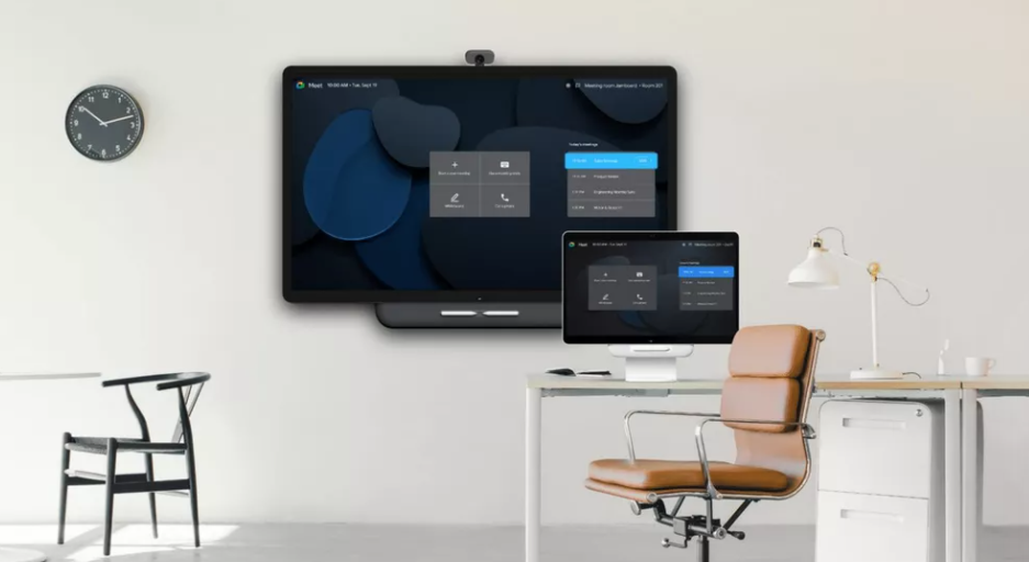 New Google All-In-One Premium Interactive Display Announced Using FlatFrog Patented InGlass™ Technology