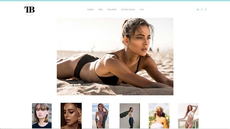 Tricia Brink Model Management