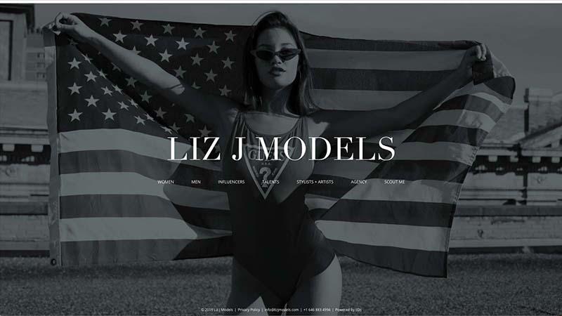 Liz J Models