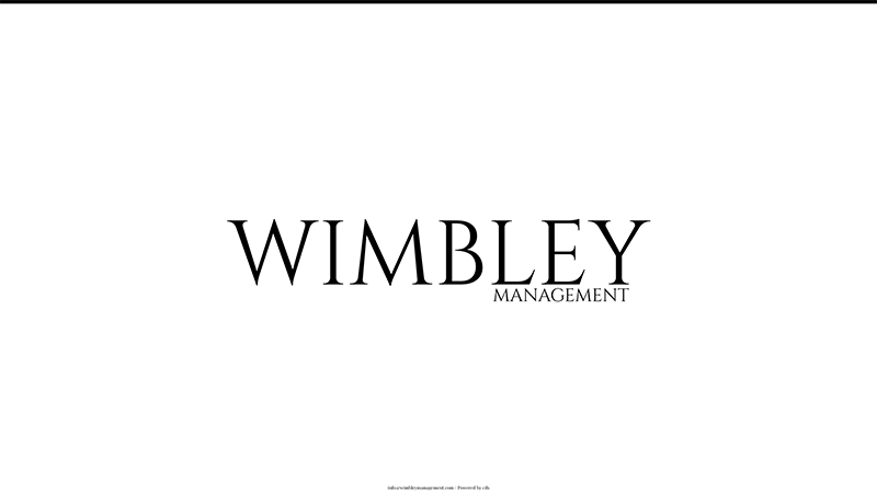 Wimbley Model Management