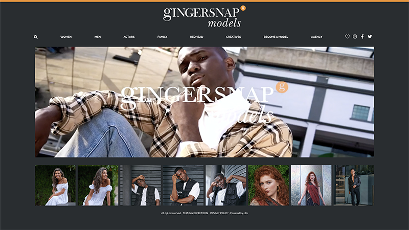 Gingersnap Models