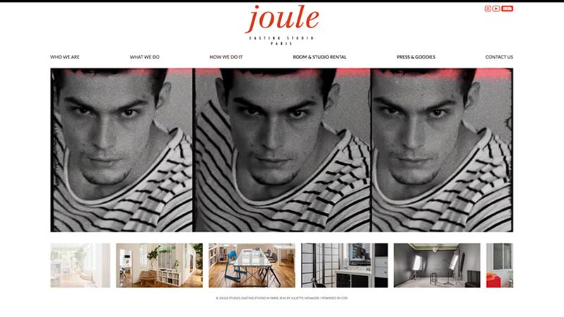 Joule Casting Studio