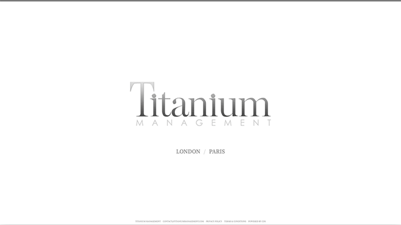 Titanium Model Management