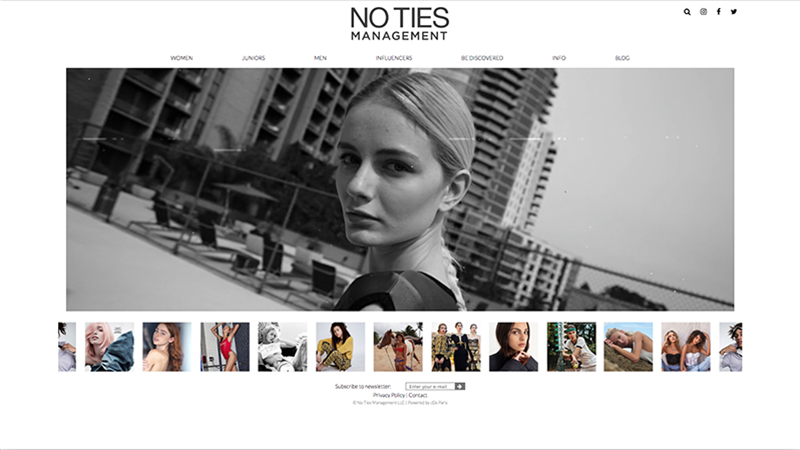 No Ties Model Management