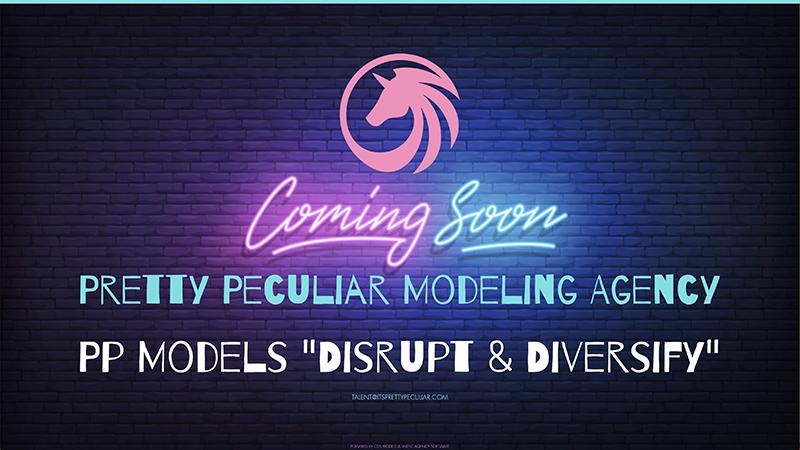 Pretty Peculiar Modeling Agency