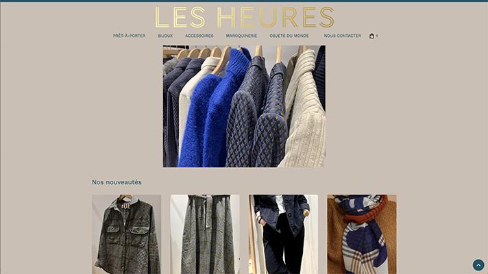 Les Heures Paris