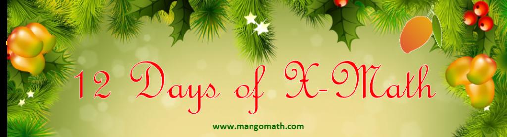 12 days of x-math '15