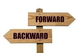 forward backwards