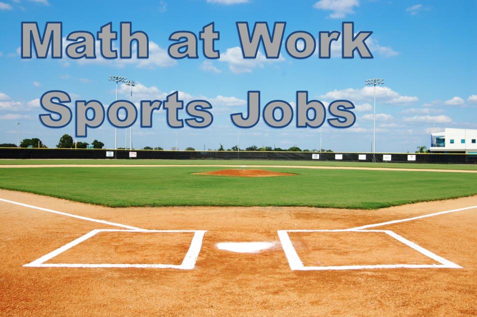 baseball field math at work