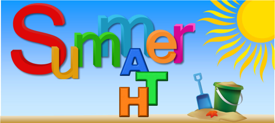 Ideas for Middle School Summer Math