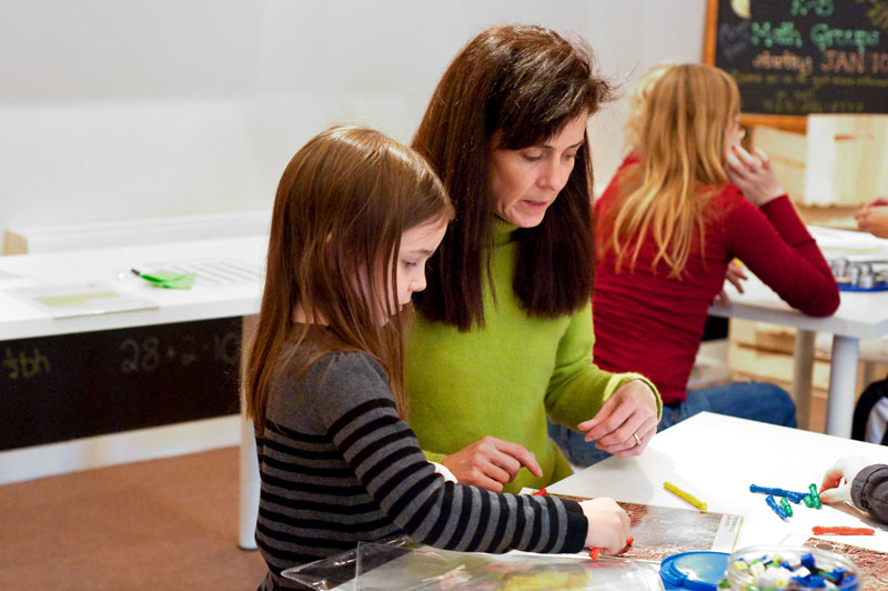 FAMILY MATH EVENTS