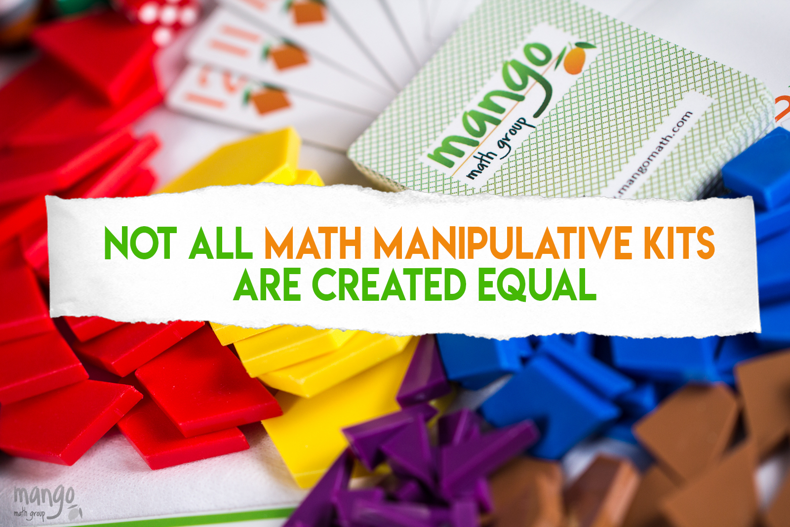 Not all Math Manipulative Kits are Created Equal