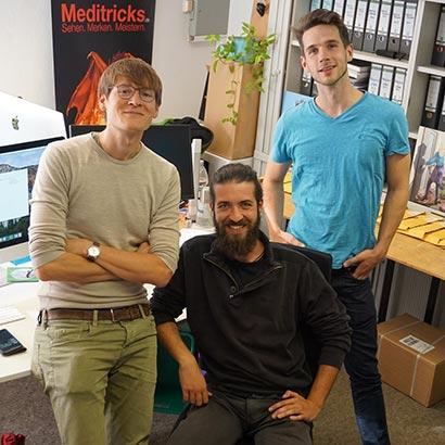 Gründer von Meditricks