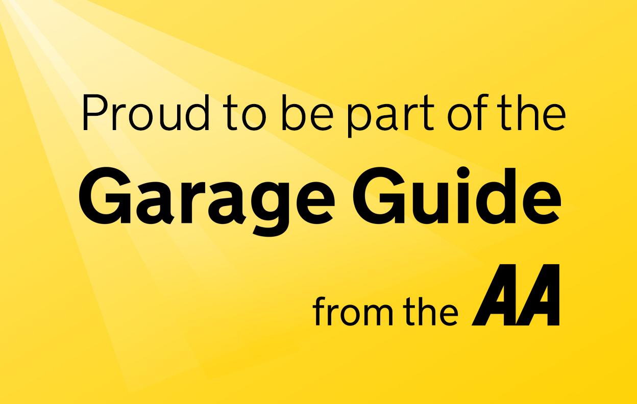 AA Good Garage Guide