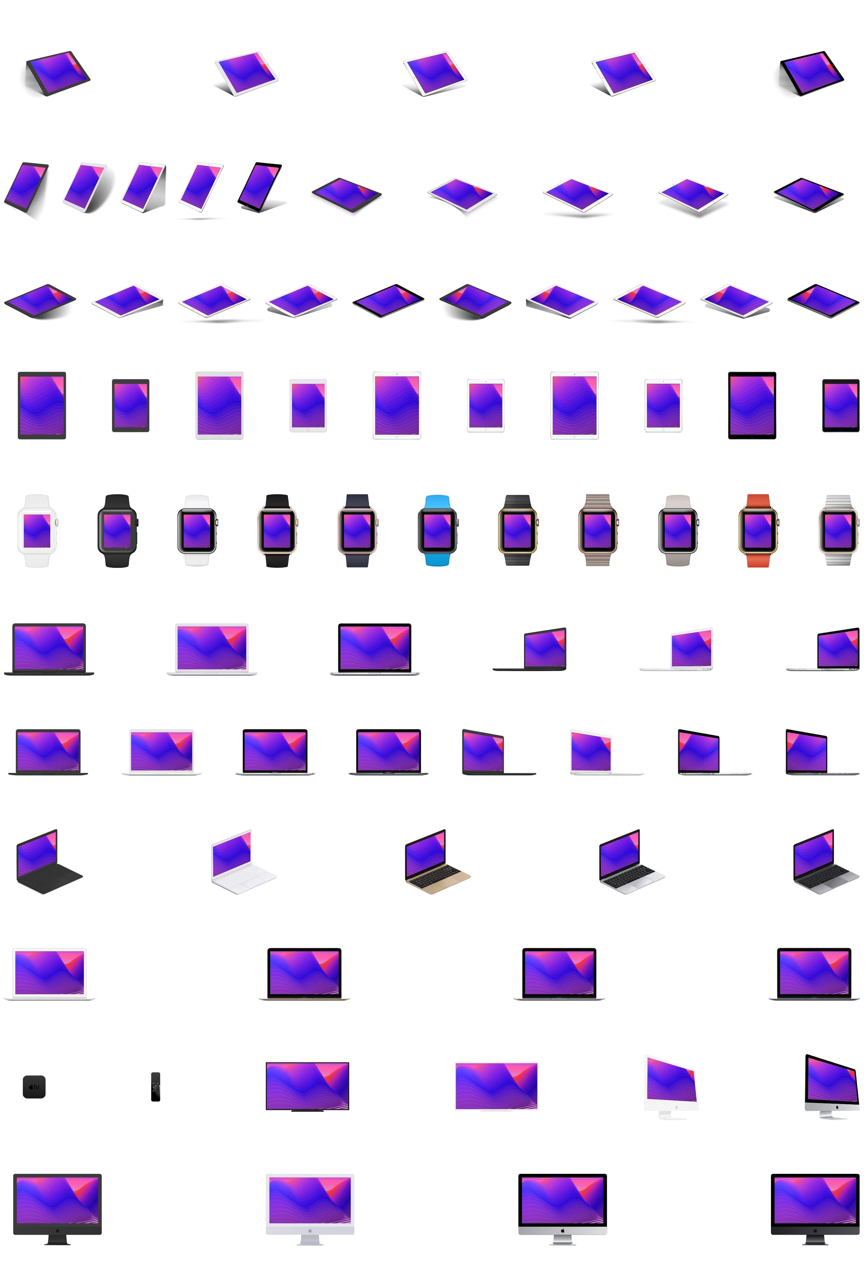 Mockups Desktop