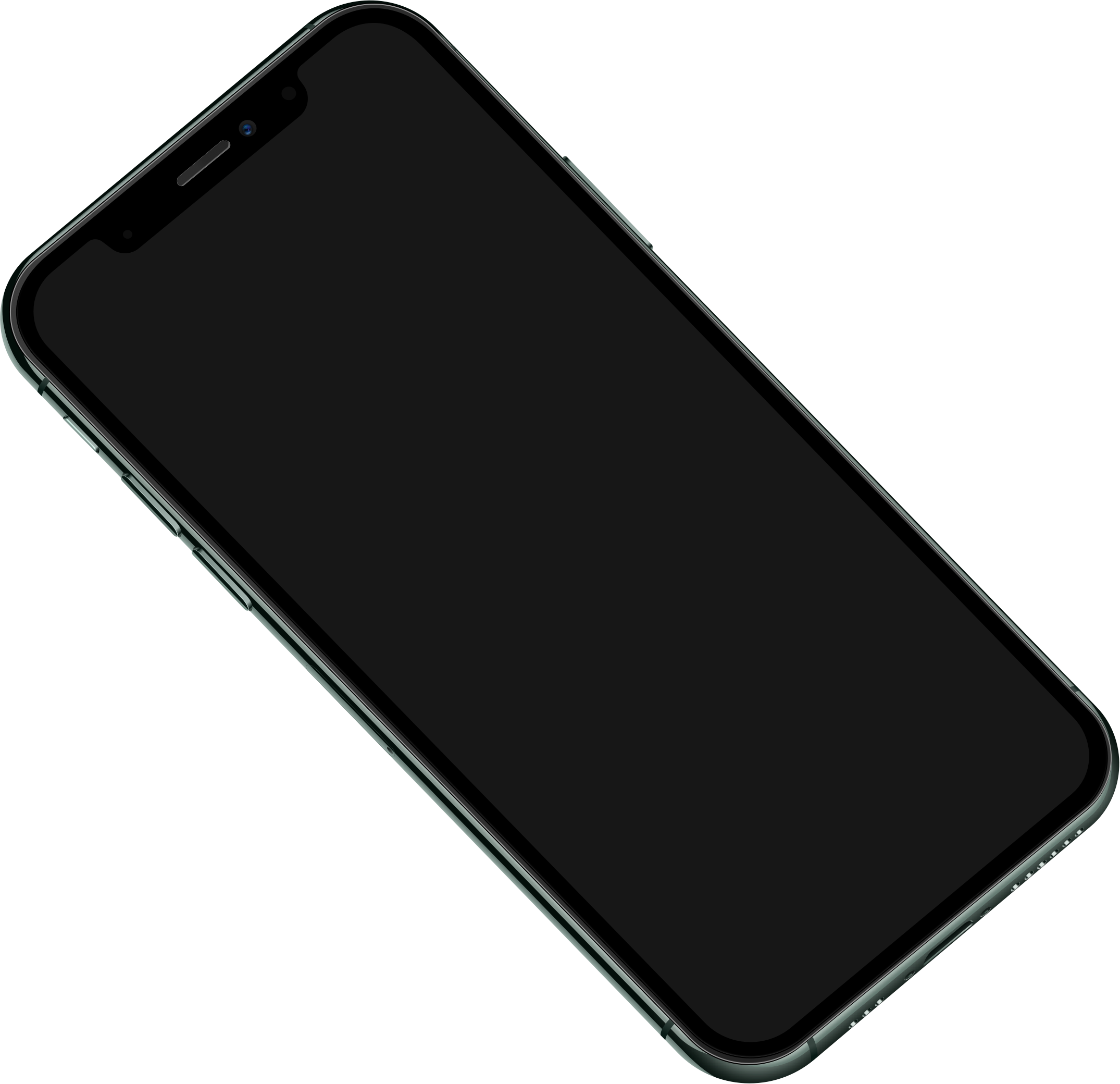 iPhone 11 Pro Material