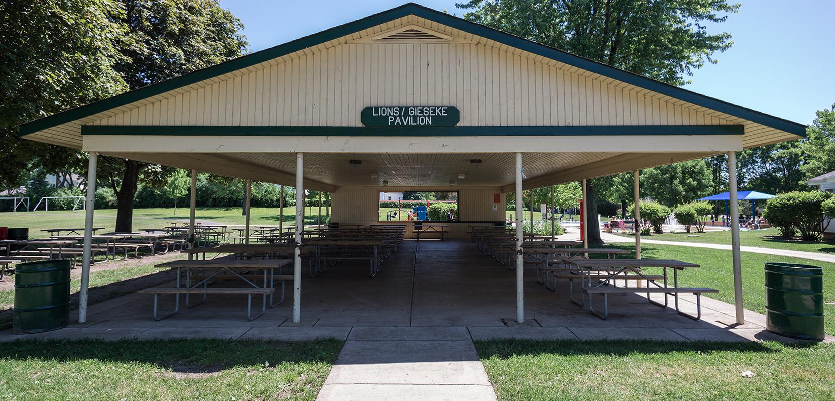 Turner Park Pavilion