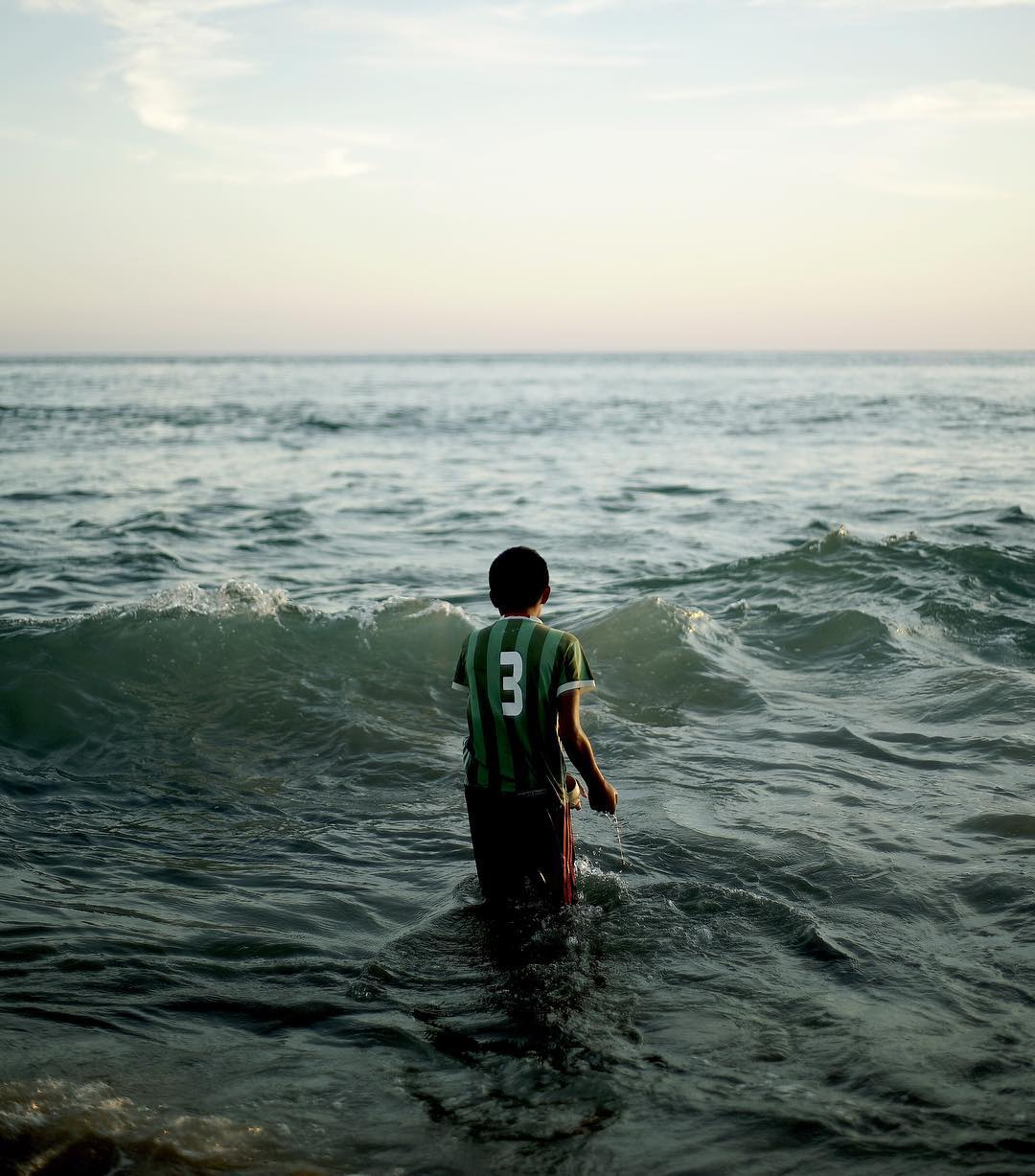 Young Fisherman - Mexico