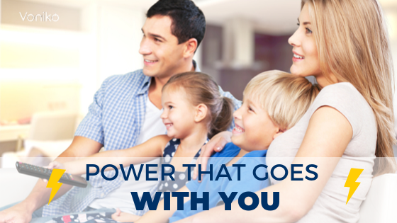 ‍Voniko Batteries - Power That Goes With You