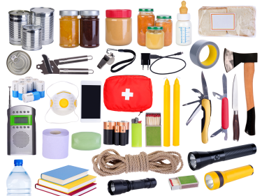 Photo of Earthquake Emergency Kit