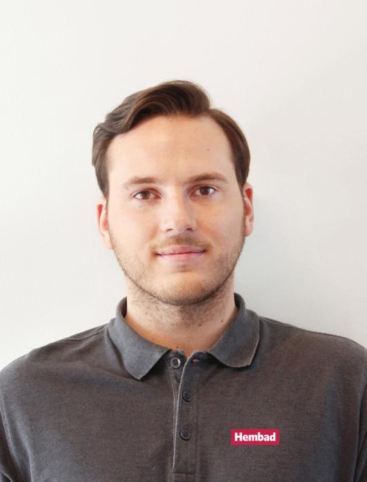 Martin Eriksson Hembad