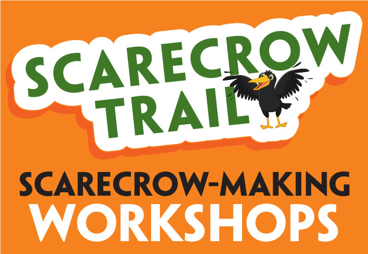 Scarecrow-Making 10/10 12:30PM Workshop