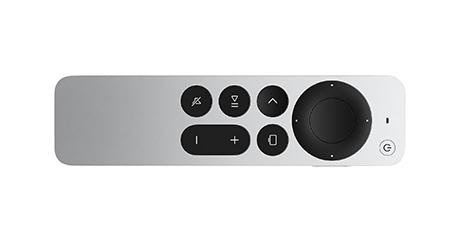 Siri Remote (2ᵉ génération)