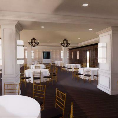 Reimagined Mansion Interior