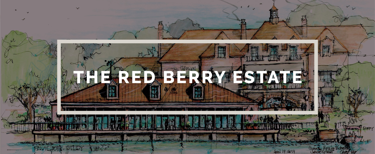 The Red Berry Estate Banner