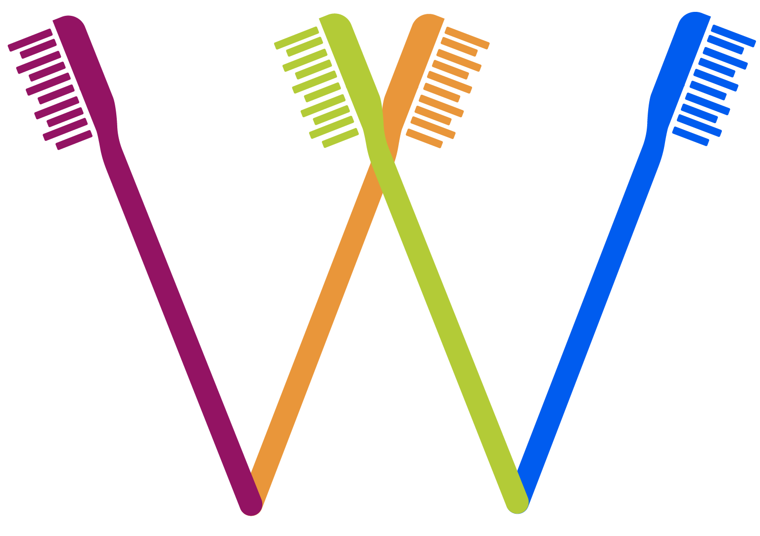 Williamson Dental toothbrush logo