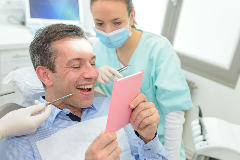 Explaining teeth whitening