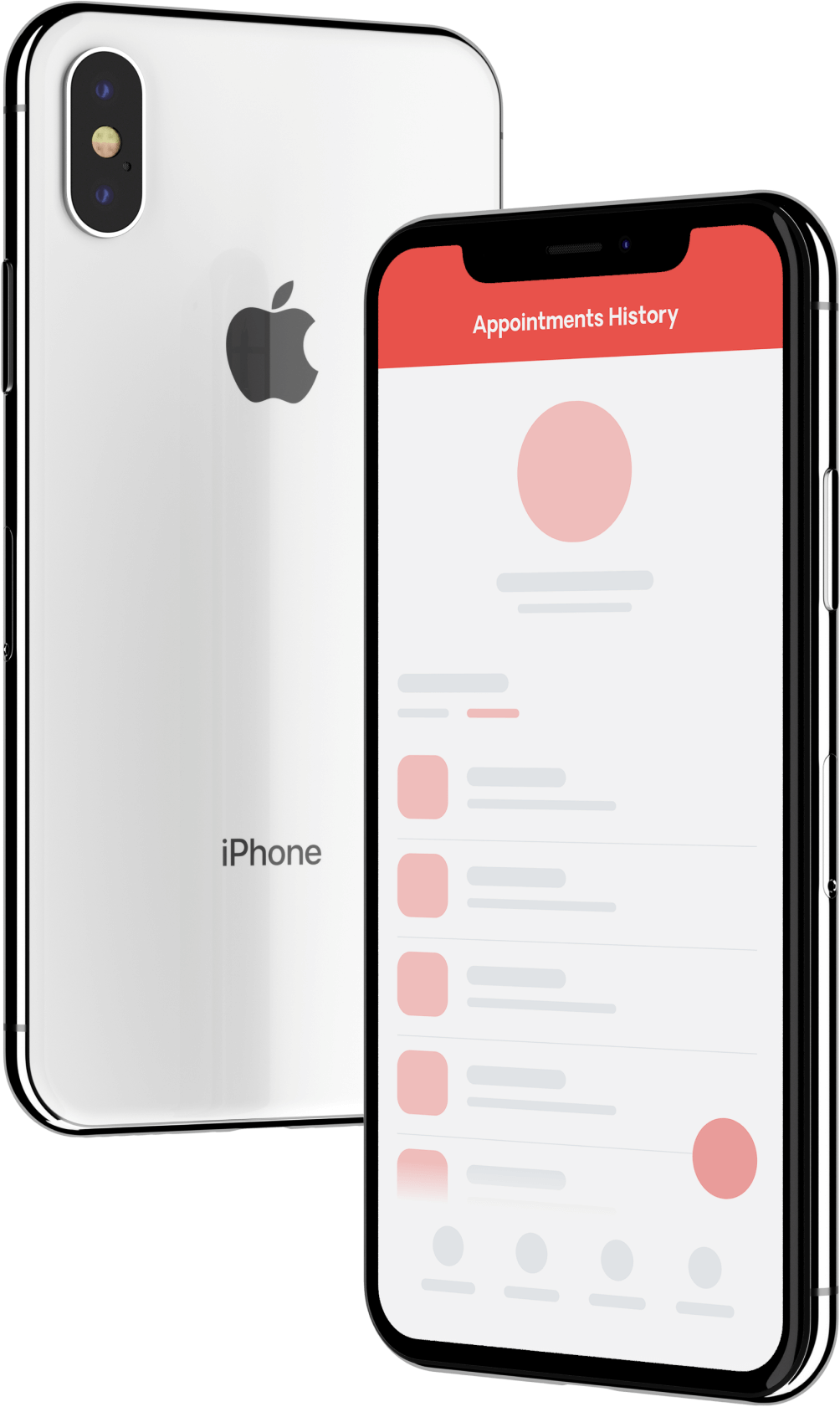 Image of a phone with a Only Diary preview screen.