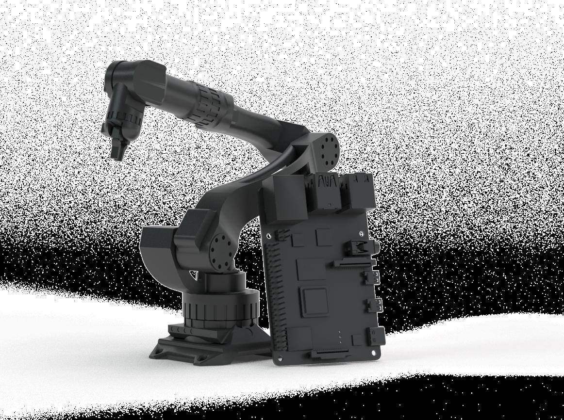 IoT And Robotics Integration