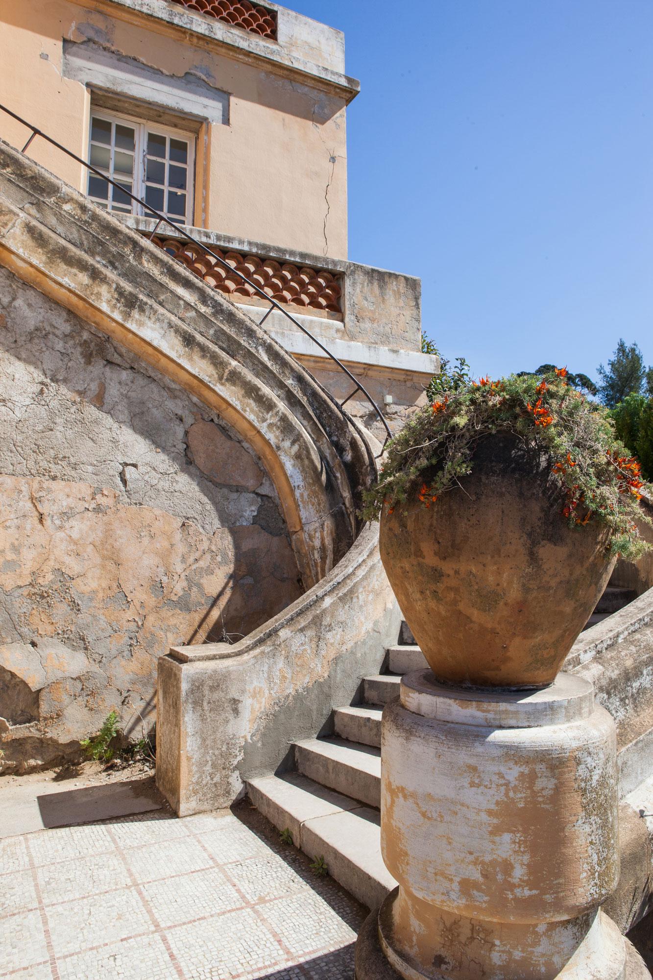 architecture var jardin du Rayol Conservatoire du Littoral