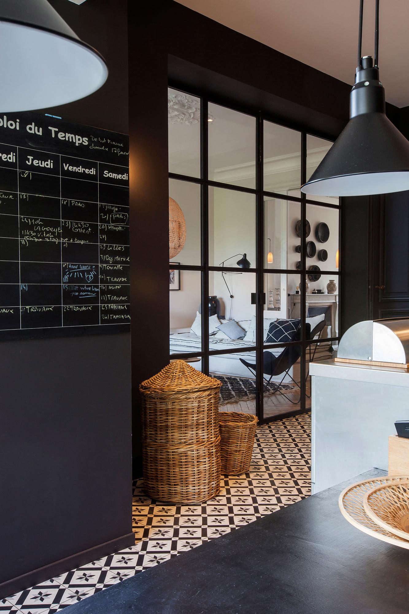 intérieur cuisine décoration