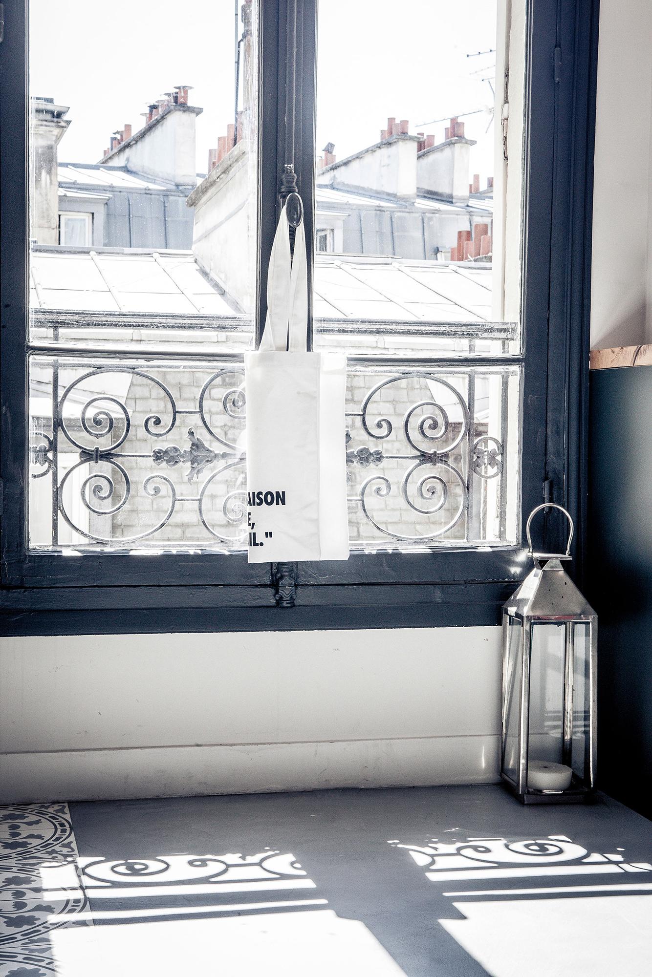 intérieur toits de Paris life style décoration