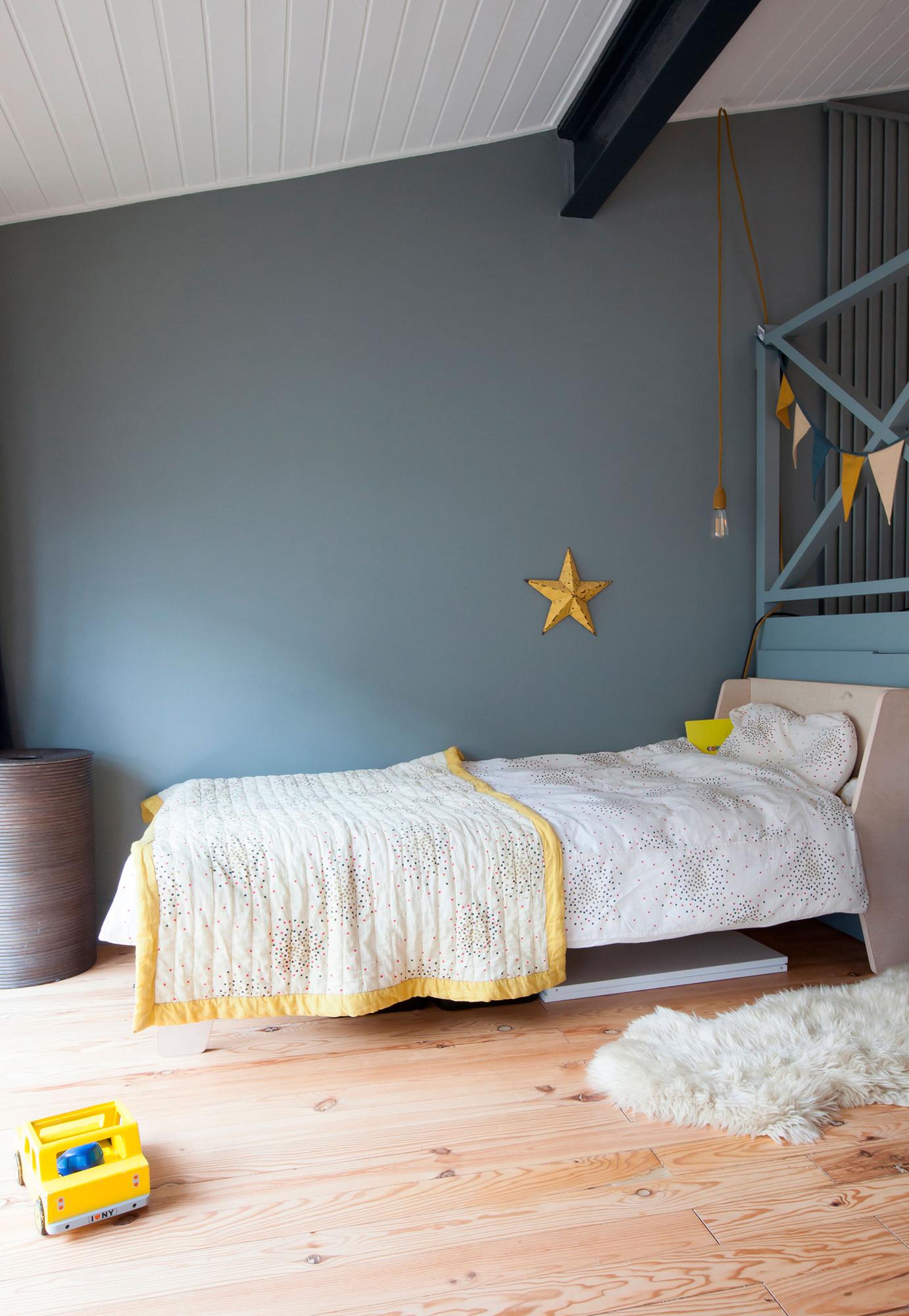 intérieur décoration chambre d'enfant